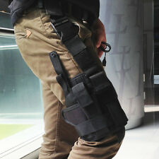 Adjustable Tactical Army Puttee Thigh Leg for Gun Holster Pouch Bag Hot Sale