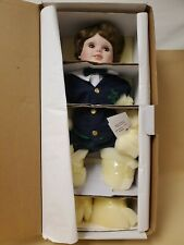 "Rare Limited Edition MARIE OSMOND Porcelain Stephen Doll 24"" New In Box"
