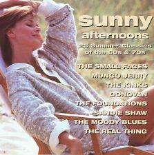Sunny .. - 25 Summer Classics ... CD NEU Mungo Jerry Sweet Sensation Kinks