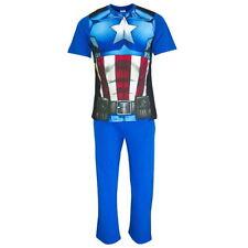 Marvel Short Sleeve Men's Nightwear