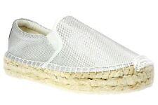 Damen-High-Top Sneaker aus Textil ohne Verschluss