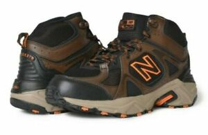 10.5 EXTRA WIDE - New Balance MT481MC3 Men's 481 V3 Mid-Cut Hiking Trail Running