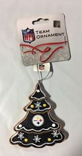 Pittsburgh Steelers Gingerbread Tree Christmas Tree Xmas Ornament NEW - TREE