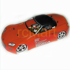 COLT 200mm Clear Body S2000 EP GP 4WD 1:10 RC Cars Drift Touring On Road #M1137