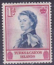 Turks and Caicos Elizabeth II Era (1952-Now) Stamps