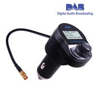 Car DAB + Bluetooth Digital Radio USB Adapter Receiver FM Transmiter Ig