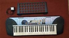 Yamaha Psr-140 Keyboard Piano With Power Adapter