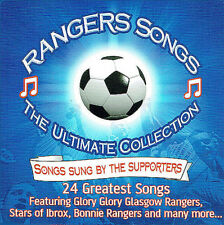 **RANGERS SONGS -  THE ULTIMATE COLLECTION** LOYALIST/ULSTER/GLASGOW RANGERS CD*