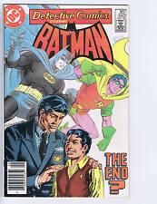 Detective Comics # 542 DC Pub 1984