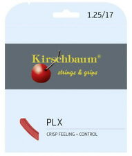 Cordage Kirschbaum Pro Line X PLX 1,25 mm 12 m Rouge NEUF / Red Strings Set NEW