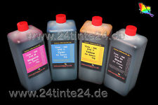 4x 1 L Tinte Refill Ink B-300 B-305 B-308 310 B318 B-500 B505 B508 B510 B518 DYE