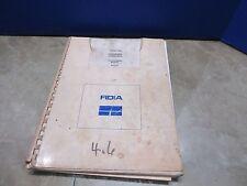 FIDIA CNC ISOGRAPH LANGUAGE PROGRAMMING MANUAL MDO529 COPY MILL