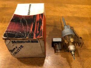 NOS 1970 Mercury Marauder Monterey Marquis Intermittent Windshield Wiper Switch