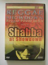 Musik DVD - Shabba Ranks - Shabba At Showdown (Reggae Showdown Vol 4)