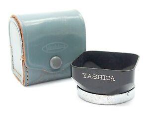 VINTAGE YASHICA B30/BAYONET I LENS HOOD - UK DEALER