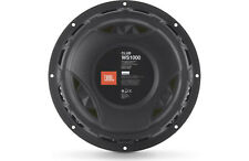 "JBL Club WS1000 10"" Shallow Mount Subwoofer"