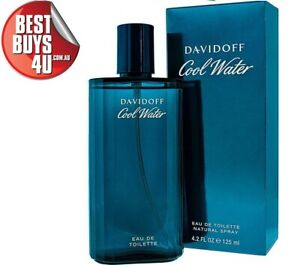 DAVIDOFF COOL WATER EDT 125ML - FRAGRANCE FOR MEN
