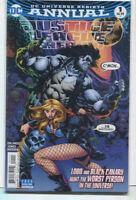 Justice League Of America #1 NM Rebirth ANNUAL DC Comics LG2