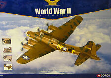 Corgi Aviation Archive AA33301 B-17f Flying Fortress Memphis Belle 324th BS 1 72