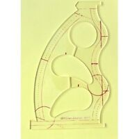 Multi-purpose  Quilting Template 3mm  for Domestic Sewing Machines
