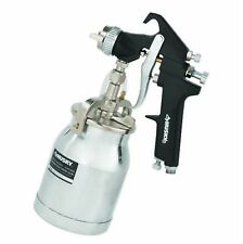 Husky Siphon Feed Spray Gun Air Compressor Pneumatic Painting Project Accessory