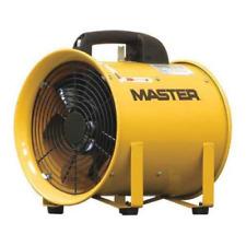 MASTER MAC-710-SF Steel Fan Ventilator,10 in.