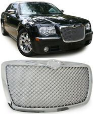 Kühlergrill Grill IM Bentley Wabendesign chrom für Chrysler 300C 04-11