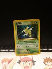 Scyther 10/64 Jungle VG/EX Condition Holo Pokemon Card