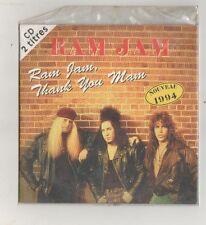 ram jam - thank you mam rare french cd