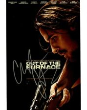 CHRISTIAN BALE Signed Photo - Out Of The Furnace