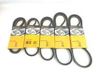 2 Front Mercedes R107 W116 450SEL 450SL 450SLC Power Steering Pump Belts