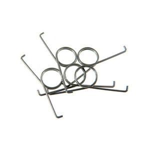 10pcs for PS5 Controller Button Spring Metal Handle L2 R2 Trigger Repairing Part