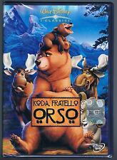 KODA FRATELLO ORSO Z3 DV 0189  DVD DISNEY  SIGILLATO!!!