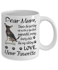 Miniature Pinscher dog,Zwergpinscher,Min Pin dog,King of the Toys,Cup,Coffee Mug