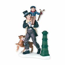 Department 56 Dickens Bob Cratchit & Tiny Tim Accessory New 58537 Dv D56 New