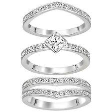 Swarovski Crystal ALPHA  RING 5181463 Size 7