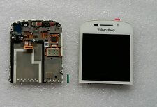 Original LCD Touchscreen Digitizer Display Glas Rahmen Weiss Blackberry Q10