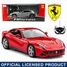 Licensed 1:14 Ferrari F12 Electric RC Radio Remote Control Sport Model Car Toy