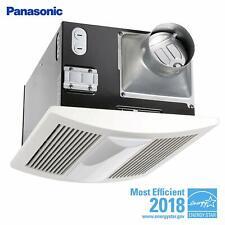 Panasonic FV-11VHL2 WhisperWarm 110 CFM Fan/Heater/Light/Night Light - White