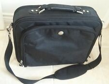 Dell Deluxe Laptop Computer Notebook Tablet Carrying Case Shoulder Bag Black