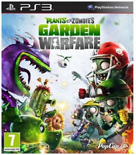 PLANTS VS ZOMBIES GARDEN WARFARE PS3 PlayStation 3 Video Game UK Rele New Sealed