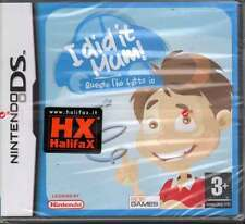 I Did It Mum! - Questo L'ho Fatto Io Nintendo DS NDS Sigillato 8023171013435