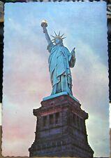United States Statue of Liberty Liberty Island - unposted