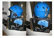 Kinder Ski - und Snowboard Helm in blau Gr.  S = 55-56 cm    NEU TOP