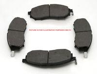 Rear Brake Pads (4) For Mitsubishi Shogun/Pajero V24/V44 2.5TD 1991-04/2004