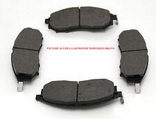 Front Brake Pads (4) For Toyota Landcruiser KDJ120/KDJ125 3.0TD 09/2002-12/2009