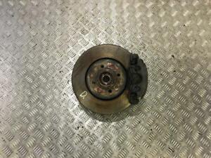 13-16 RENAULT CAPTUR 1.5 DCI DIESEL O/S/F DRIVER OFF SIDE FRONT WHEEL HUB/DISC