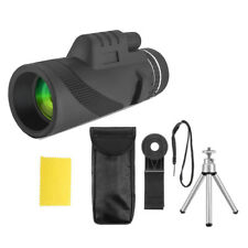 40x60 Clip-on Optical Zoom Hd Telescope Camera Lens For Universal Cell Phone