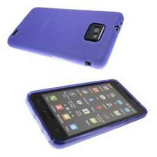 caseroxx TPU-Hülle für Samsung Galaxy S2 II i9100 in lila aus TPU