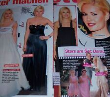 Elisha Cuthbert 24 pc German Clippings Collection Poster